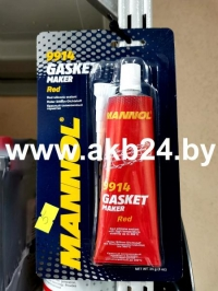 Герметик MANNOL Gasket Maker Red 85г