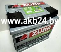 Zubr Premium 65 A/h. 650А.