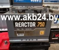Аккумулятор Реактор 75 A/h.