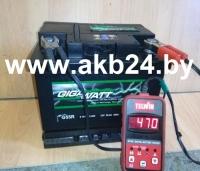 Аккумулятор Gigawatt 60 A/h.