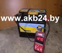 Аккумулятор Baren 60 A/h.