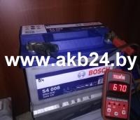 Аккумулятор Bosch 74 A/h.