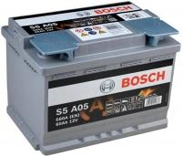 Bosch S5 A05 AGM 60Ah