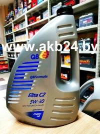 Моторное масло Q8 Elite C2 5W-30 4л