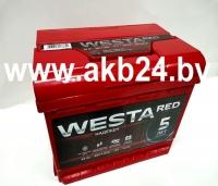 WESTA RED  65 A/h. 660А.