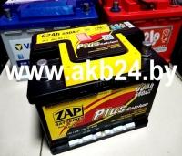 Аккумулятор ZAP 62 A/h.