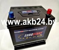 Eurostart 60 A/h 450A Asia R+