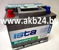 ISTA Standart 60 A/h L+