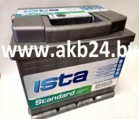 ISTA Standart 60 A/h R+