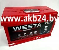 WESTA RED 100 A/h. 910А.