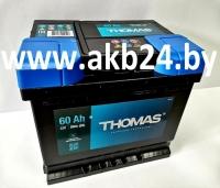Thomas 60Ah 580А L+