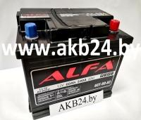 ALFA Hybrid 60 A/h 540 A