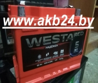 Аккумулятор Westa 60 A/h. 640А.