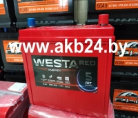 WESTA RED Japan 45 A/h. 390А