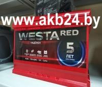 WESTA RED 70 A/h. 720A