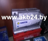 Аккумулятор Varta 85 А/h.