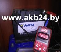 Аккумулятор Varta 55 A/h.