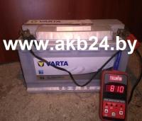 Аккумулятор Varta 100 A/h.