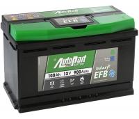 Autopart Galaxy EFB 100Ah