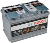 Bosch S5 A08 AGM 70Ah