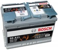 Bosch S5 A11 AGM 80Ah