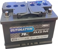 AKOM ULTIMATUM AGM 70 A/h