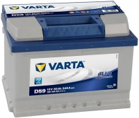 Varta Blue Dynamic D59 60Ah.