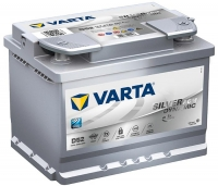 Varta Silver Dynamic AGM  60Ah