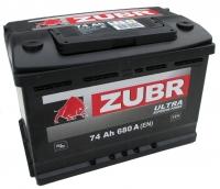 Zubr Ultra 74Ah