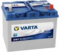 Varta Blue Dyn D47 Japan 60Ah