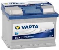 Varta Blue Dynamic C22 52Ah