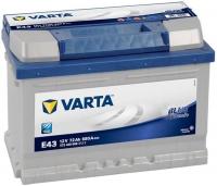 Varta Blue Dynamic E43 72Ah