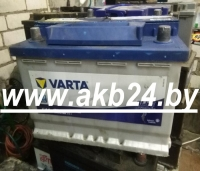 Аккумулятор VARTA 74 A/h. 680А.